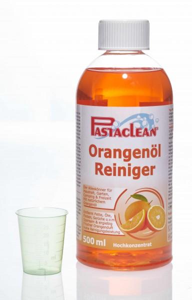 Pastaclean Orangenölreiniger Hochkonzentrat 0,5L