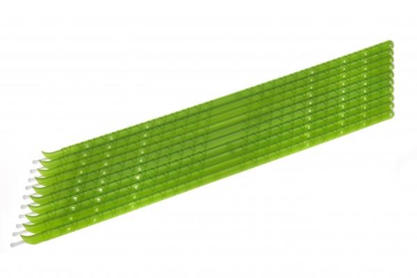 Turbo Clip 380mm 10 Stück (grün)