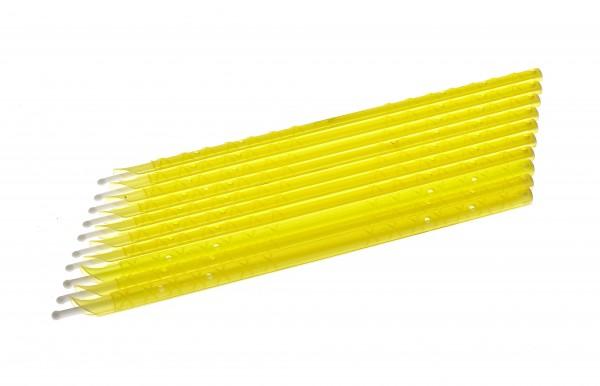 Turbo Clip 235mm 10 Stück (gelb)
